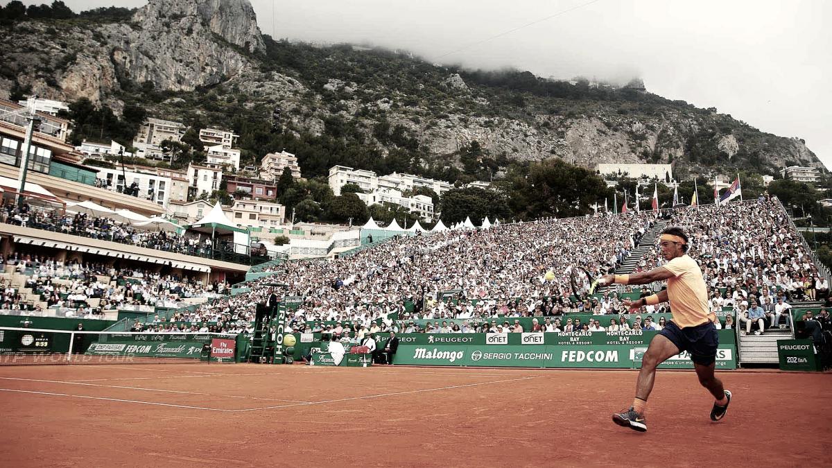 El ATP Master 1000 de Monte Carlo 2018 está por empezar