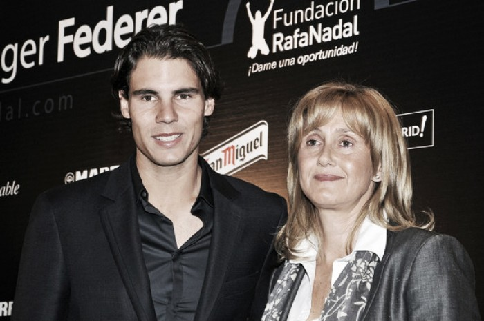 Rafael Nadal's mother says that if her son did not have passion to play the game, he would have stopped
