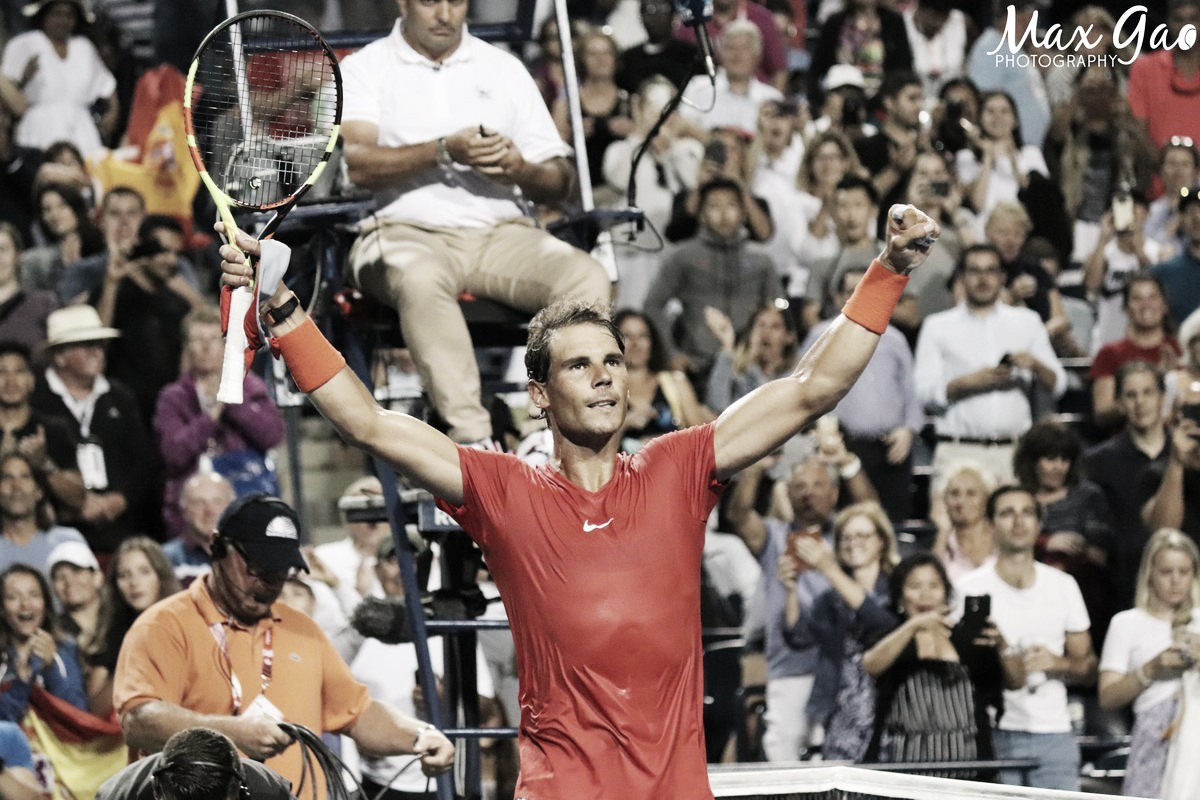 Nadal sofre, mas vence Paire em sua estreia no Masters 1000 de Toronto