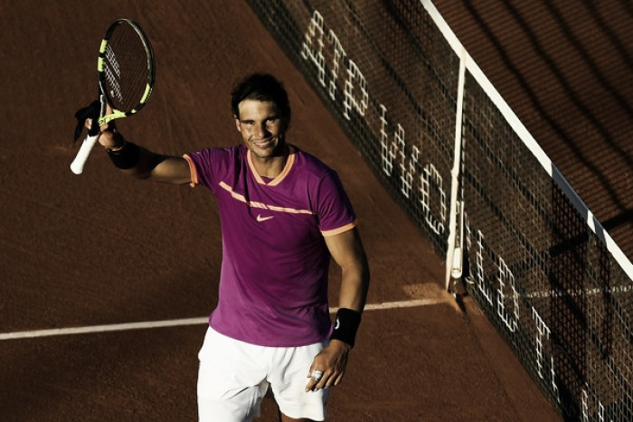 ATP Barcelona: Rafael Nadal stays on course for tenth title