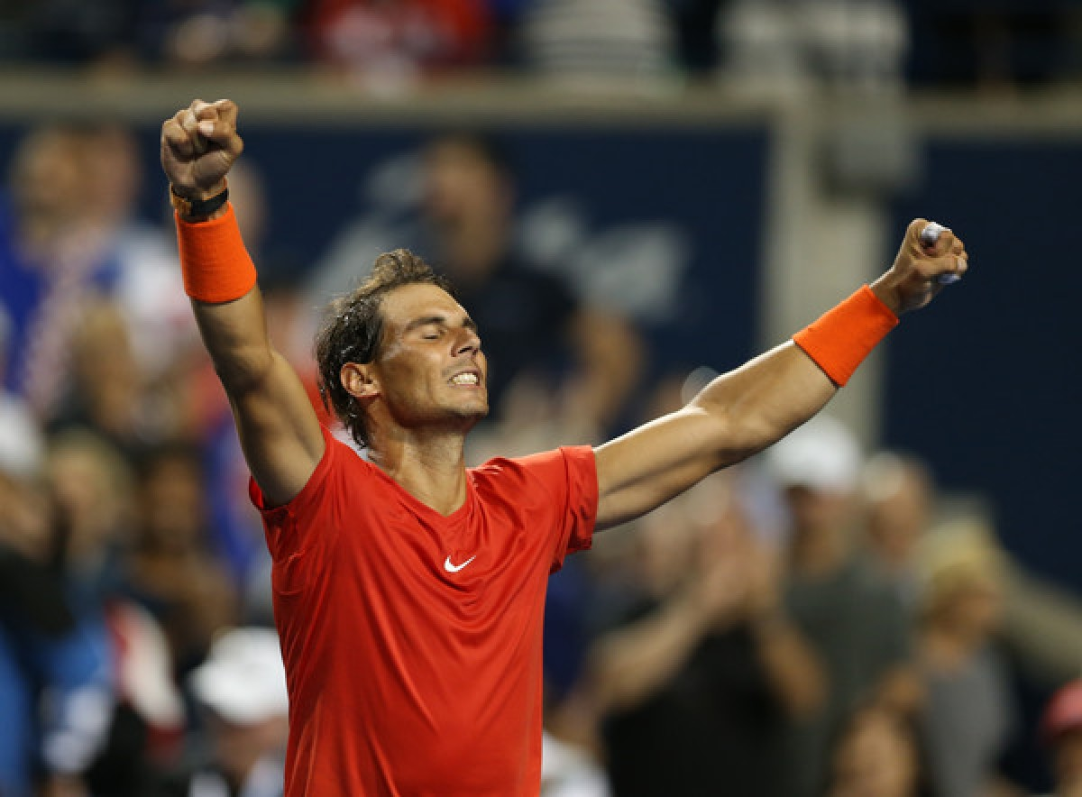 Rafael Nadal: These kind of matches are why we play