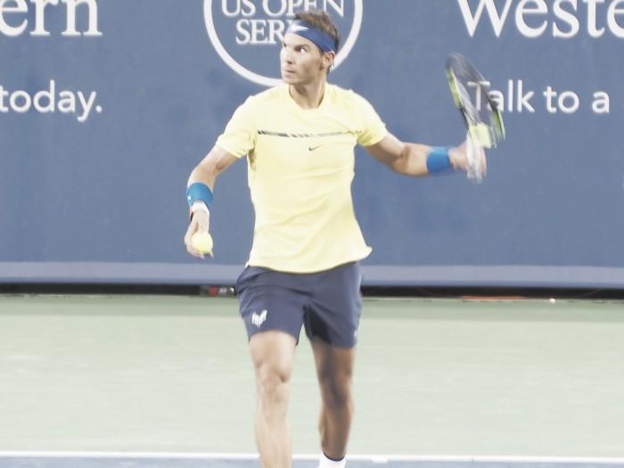 ATP Cincinnati: Rafael Nadal cruises into third round