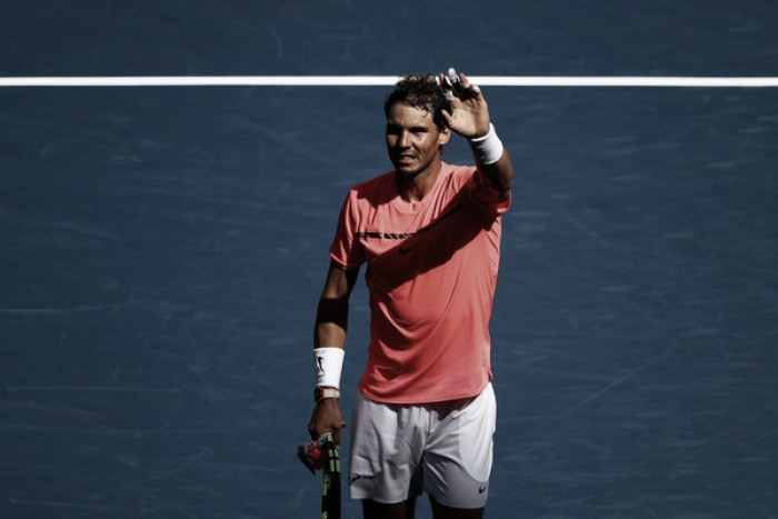US Open: Ruthless Rafael Nadal races into quarterfinals