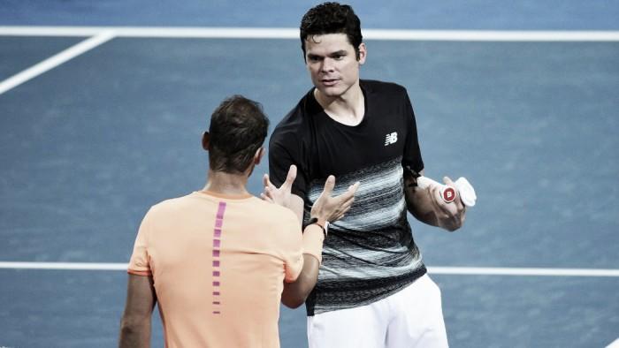 Australian Open quarterfinal preview: Milos Raonic vs Rafael Nadal