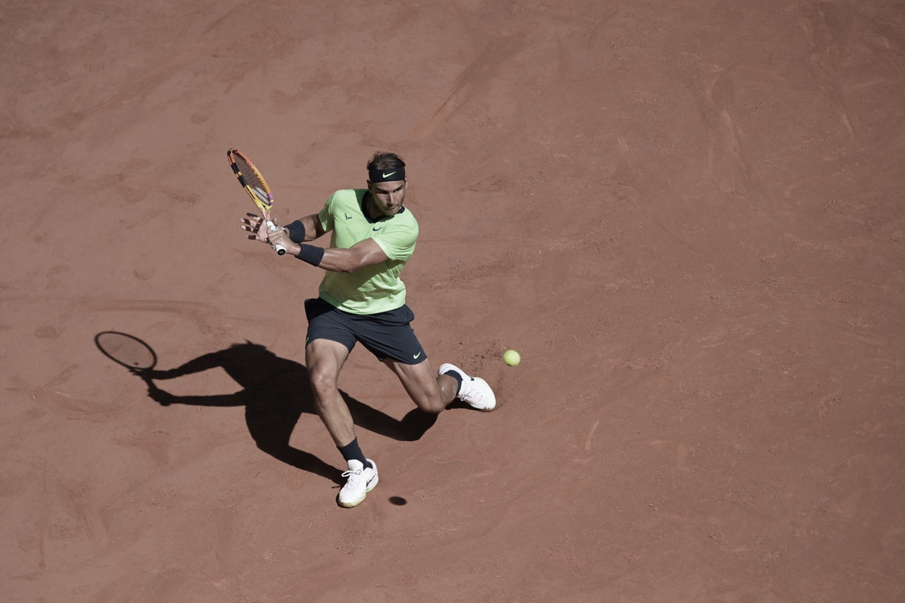Nadal vence Popyrin com tranquilidade e estreia com vitória em Roland Garros