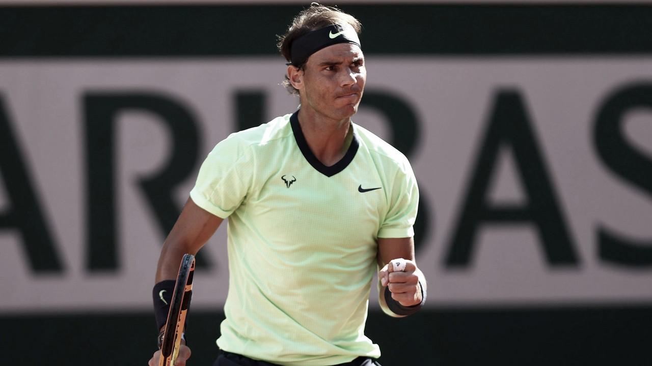 Nadal vence batalha contra Schwartzman e chega à mais uma semifinal de Roland Garros