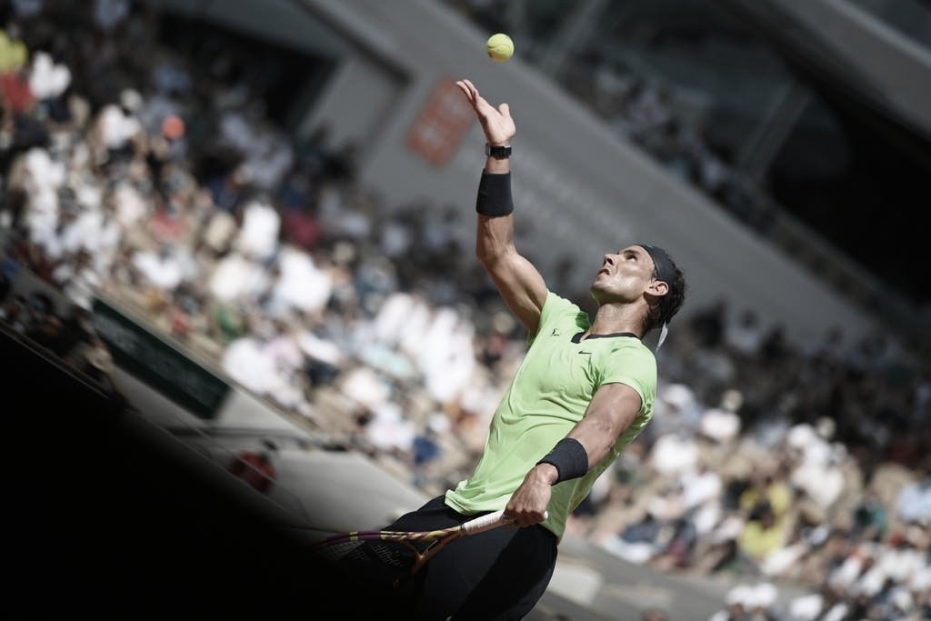Nadal llega a su 14ª semifinal en Roland Garros a costa de Schwartzman