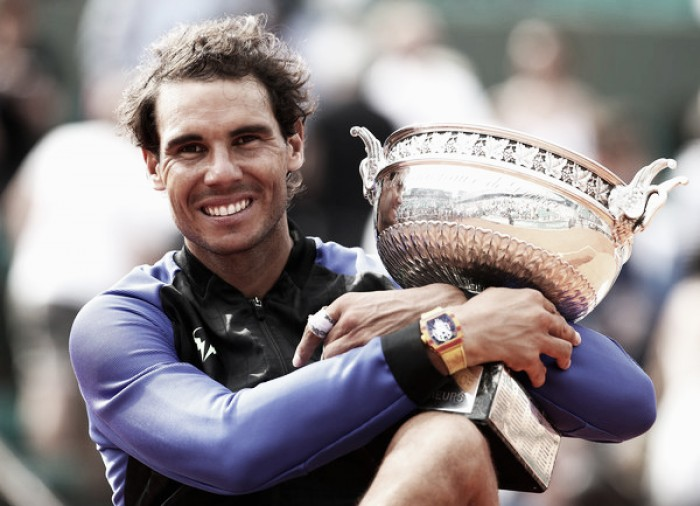 Rafael Nadal on the brink of number one