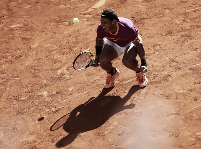 ATP Madrid: Rafael Nadal blows out Novak Djokovic to reach final