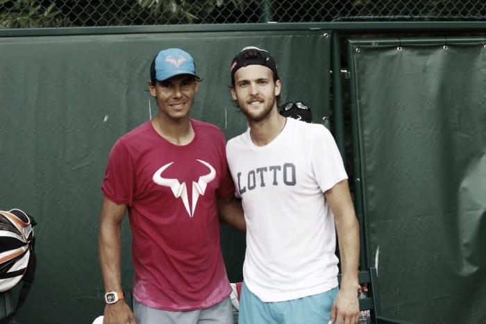ATP Madrid quarterfinal preview: Rafael Nadal - Joao Sousa