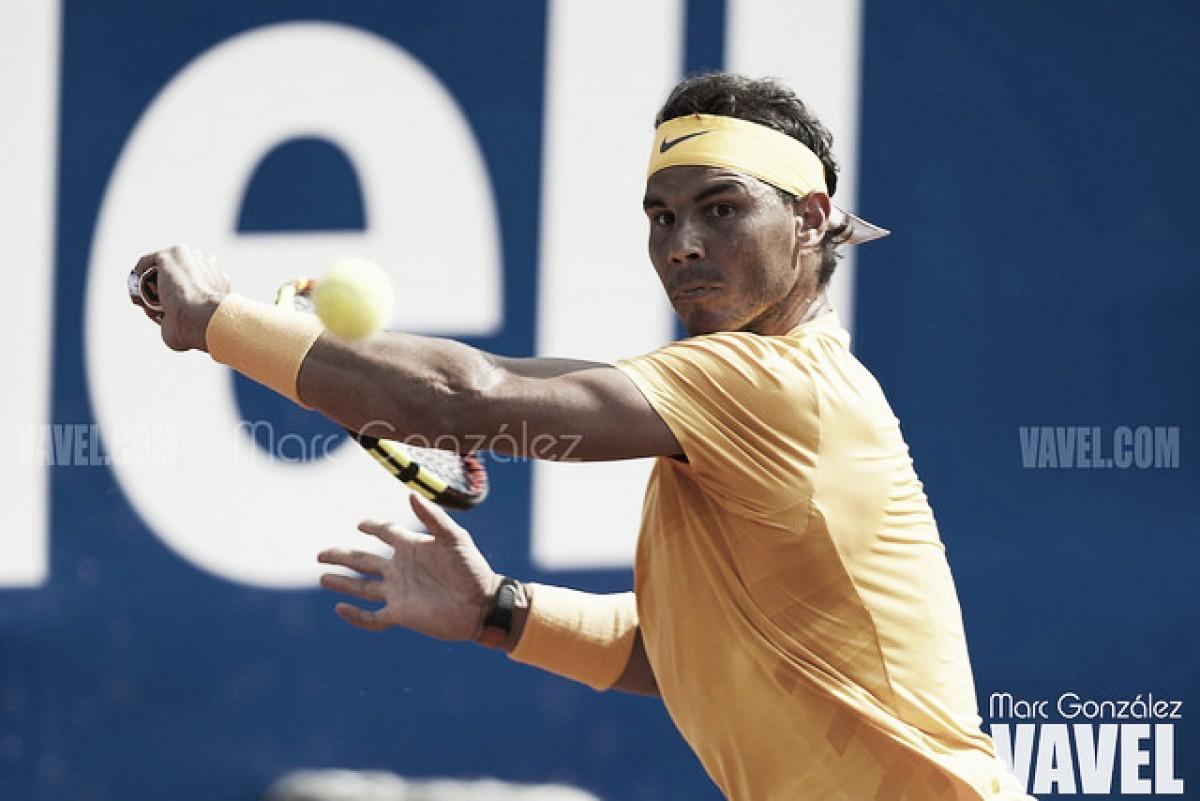 Straripante Nadal! Tre set per la 30esima semifinale slam