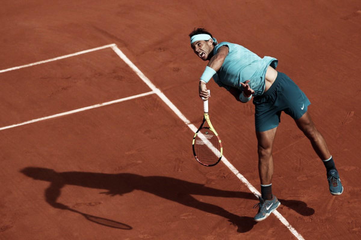 French Open: Rafael Nadal storms past Del Potro to reach his24th Slam final