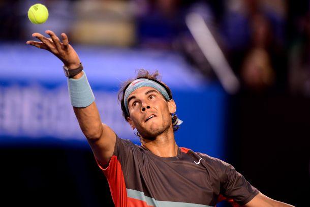 """Rafael Nadal: """"Estoy muy contento de estar en otra final"""""""