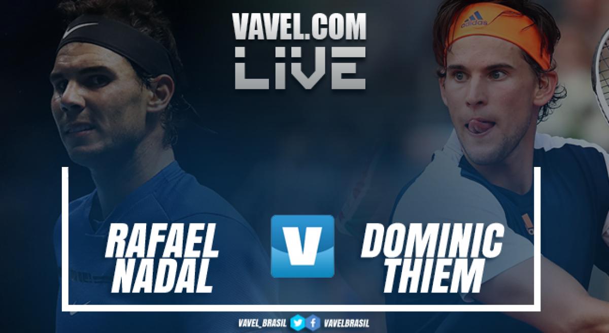 Rafael Nadal vence Dominic Thiem e é o campeão de Roland Garros 2018 (3-0)