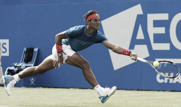 Nadal vows to take positives from disappointing defeat