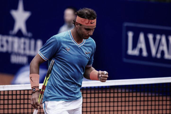 Nadal, a semifinales de Godó