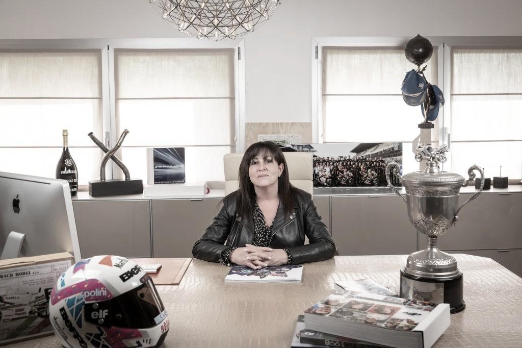 Nadia Padovani nueva propietaria del Team Gresini Racing