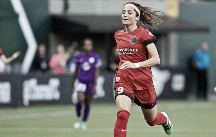 Nadia Nadim becomes the first female Nike athlete from Denmark
