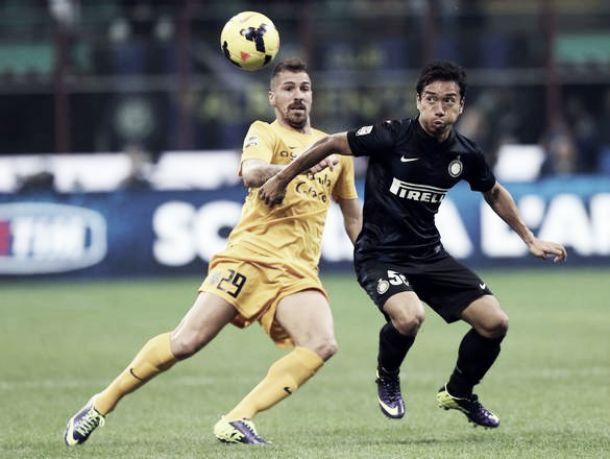 Diretta partita Inter - Verona, risultati live di Serie A