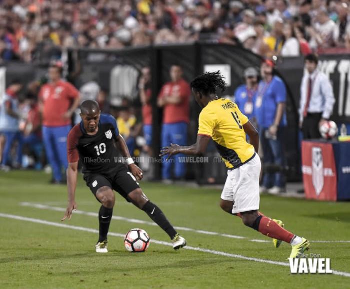 US Men's National Team player ratings - Ecuador: Darlington Nagbe shines in 1-0 win