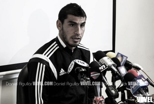 "Nahuel Guzmán: ""Estamos en un momento de evolución del equipo"""