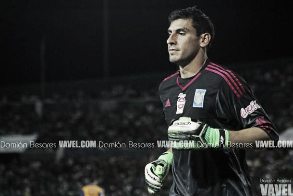 """Nahuel Guzmán: """"Estoy muy cómodo en el lugar que me toca estar hoy"""""""