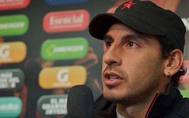 Llega Nahuel Guzmán a cerrar contrato con Tigres