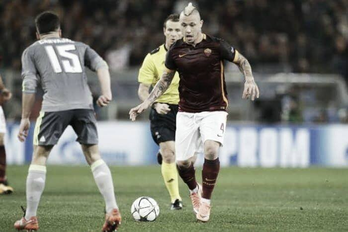 Nainggolan states that he'll be staying at Roma this summer