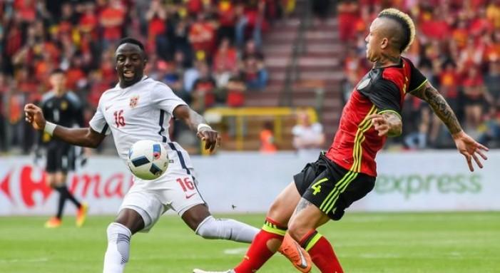 Euro 2016 - Belgio, parola agli 'italiani'. La delusione di Mertens e Nainggolan