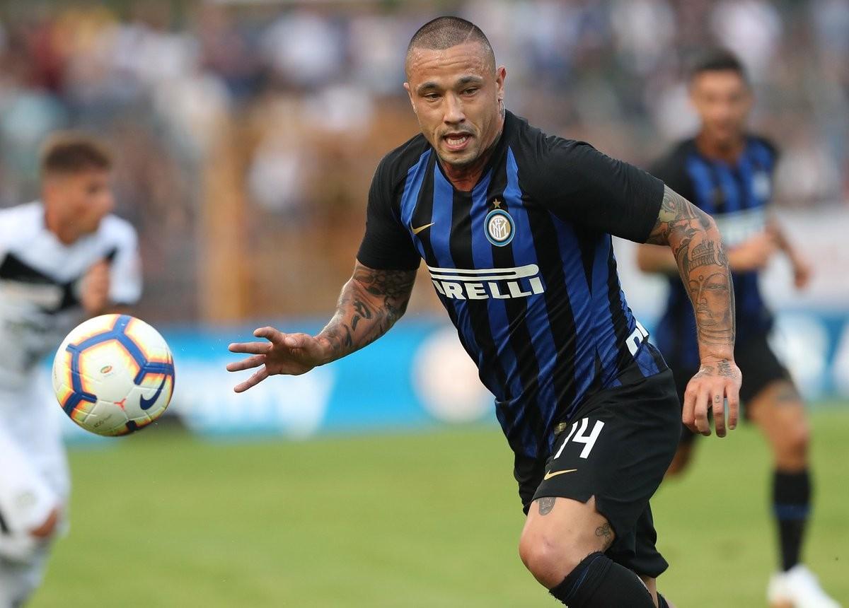 Inter, Nainggolan è pronto al rientro