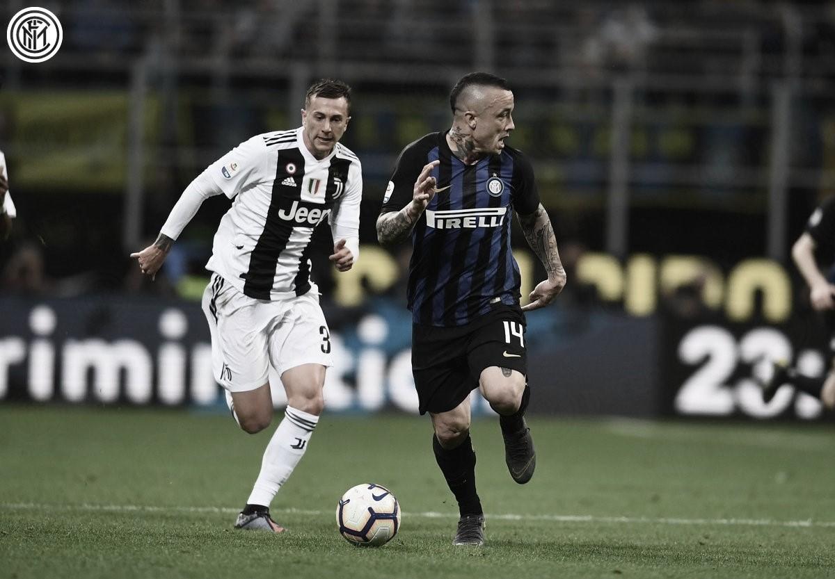 Inter y Juventus empataron en el derbi italiano