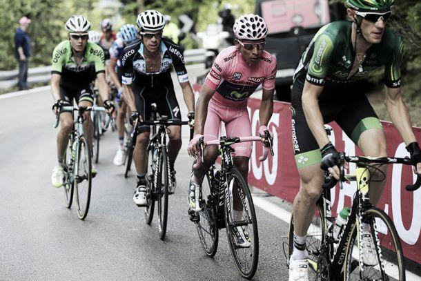 Giro de Italia 2014: 20ª etapa  en directo