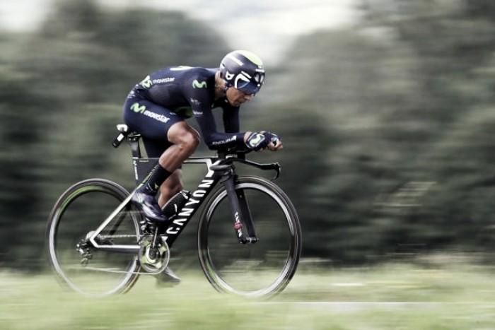 Nairo Quintana ya saborea los límites del podio del Tour de Francia