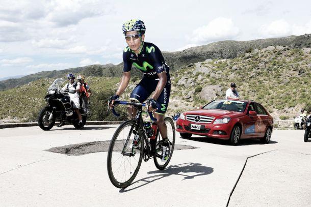 """Nairo Quintana: """"El camino hacia el Tour es aún muy largo"""""""