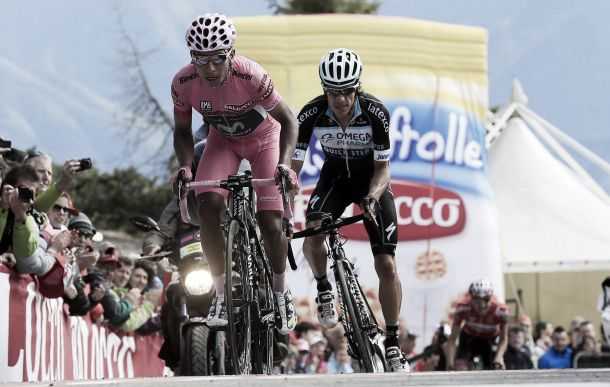 Ciclistas de oro para los Nacionales