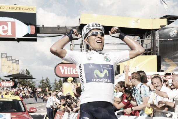 Nairo Quintana, el triunfo de la humildad