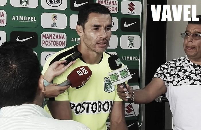"""Francisco Nájera sobre Botafogo:""""saben del potencial que nosotros tenemos y van a querer dejarnos por fuera del camino"""""""