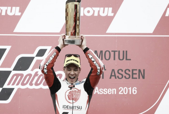 Looking back at Takaaki Nakagami's career after first GP win