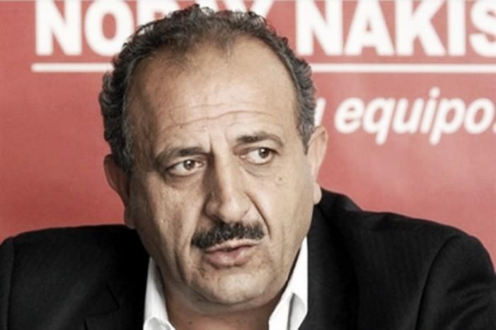 """Nakis: """"Sé que Armando Pérez comparte nuestra postura"""""""