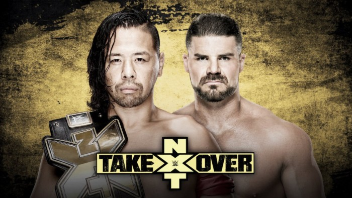 "Main Event for NXT TakeOver: San Antonio will be ""Glorious"""