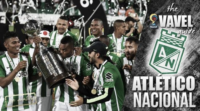 Guía VAVEL 'playoffs' Liga Águila 2016-II: Atlético Nacional