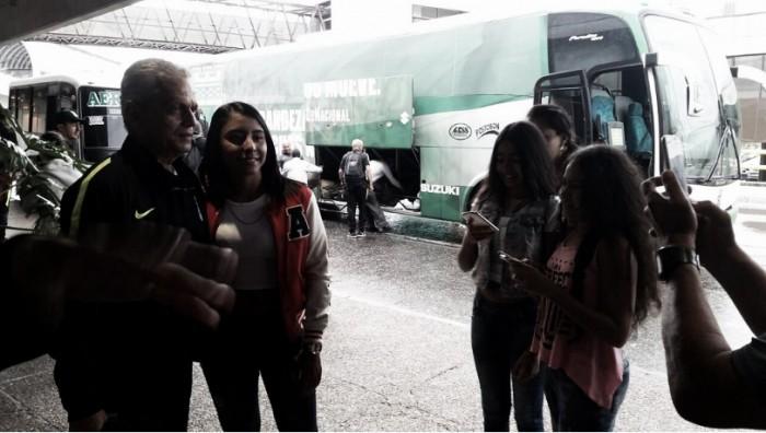 Nacional da vuelta a la página y emprendió su viaje a Rosario