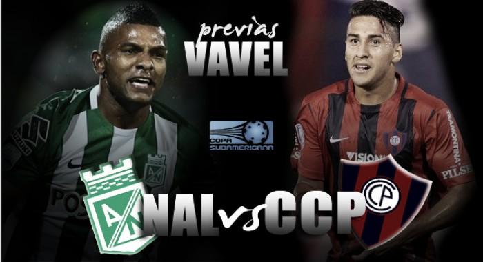 Atlético Nacional vs. Cerro Porteño: la esperanza 'verde' contra la ilusión 'azulgrana'