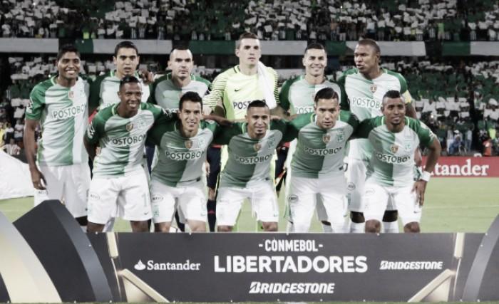 Estudiantes ganó por primera vez en la Copa Libertadores