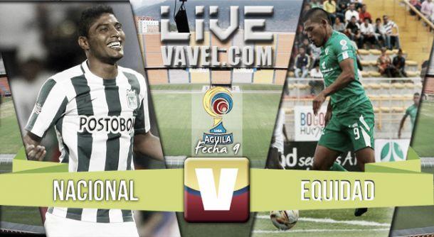 Resultado Nacional - La Equidad por Liga Águila 2015-II (2-0)