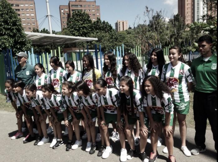 Nacional liquidó 10-0 a Rionegro y avanzó a los octavos de final en el Ponyfútbol femenino