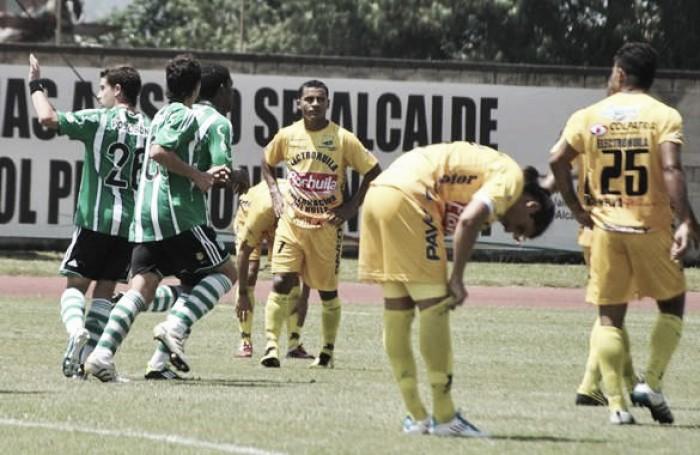 Nacional-Huila en Copa Águila, seis años después