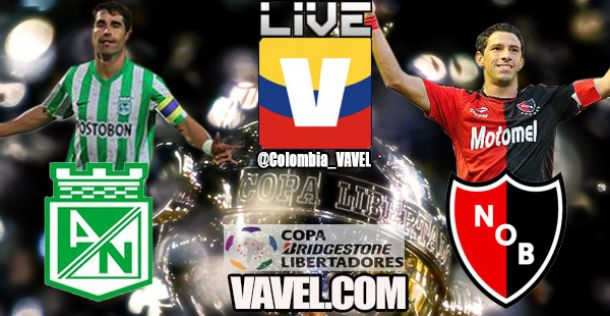 Nacional vs Newell's Old Boys en vivo online