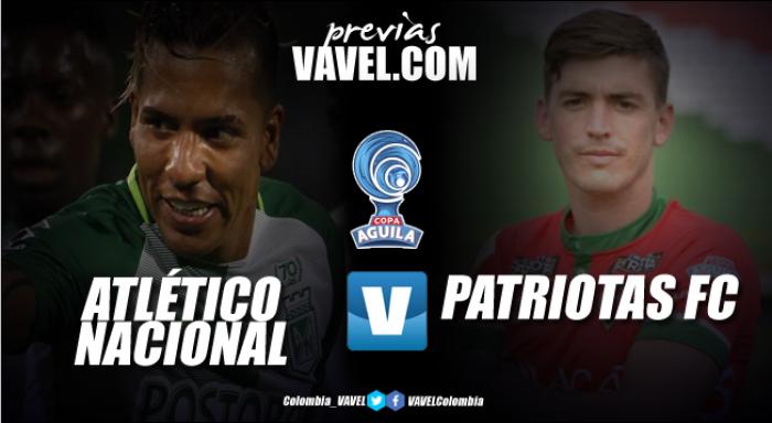 Previa Atlético Nacional Vs Patriotas FC: El 'verde' a remontar para seguir en carrera