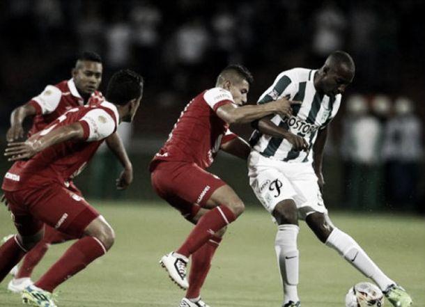 Atlético Nacional - Santa Fe: madrugando por la clasificación